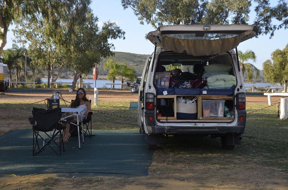 Camping à Kalbarri