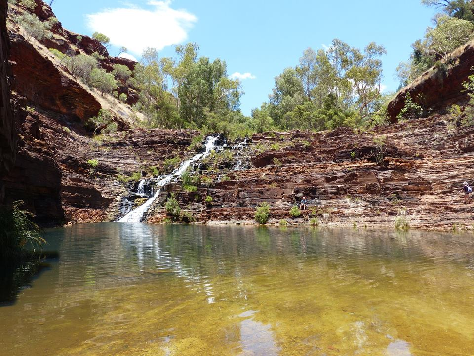 Fortescue Fall - Karijini