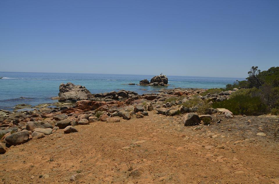 Gannet Rock, Cap Naturaliste