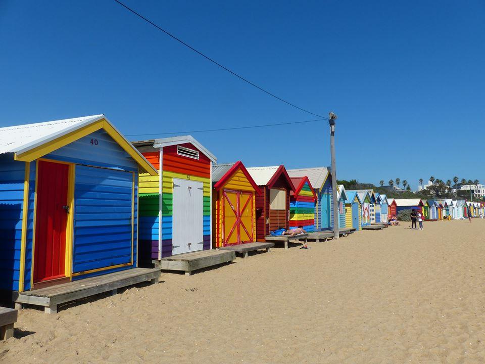 Dendy Street Beach, Brighton