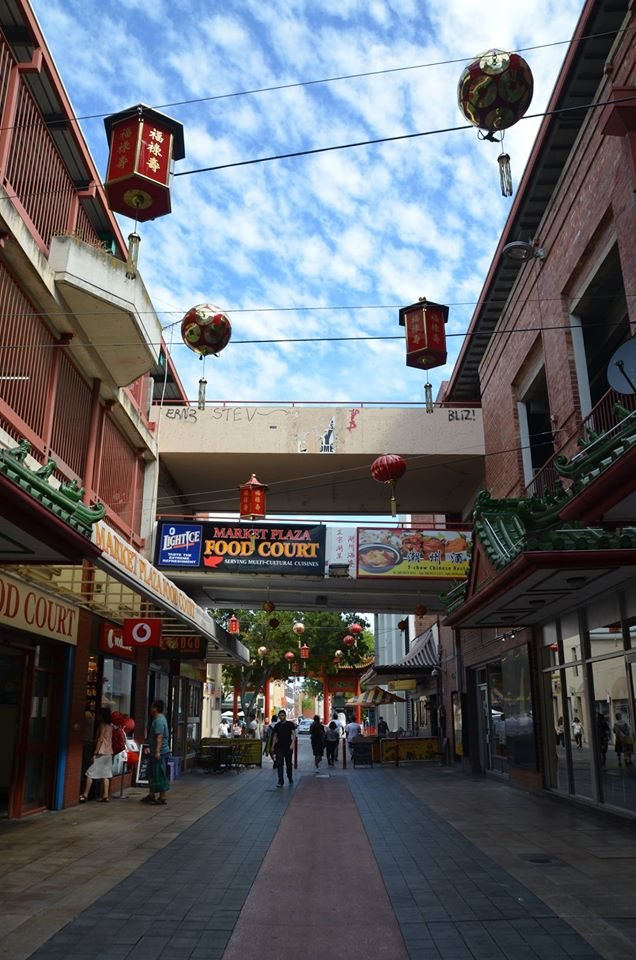 China Town, Adelaide