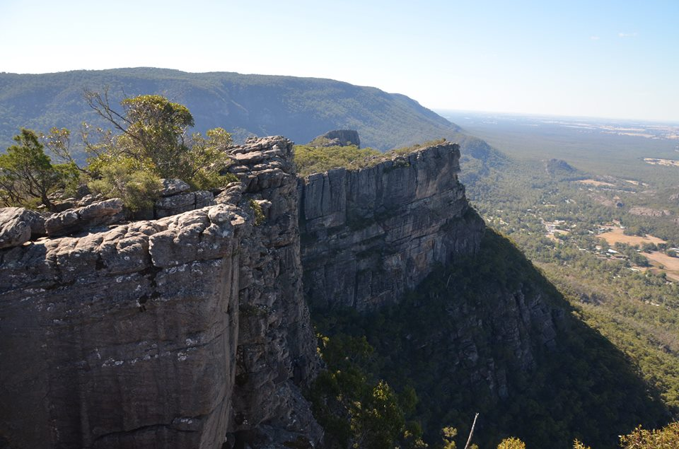 The Pinnacle lookout, Grampians National Park