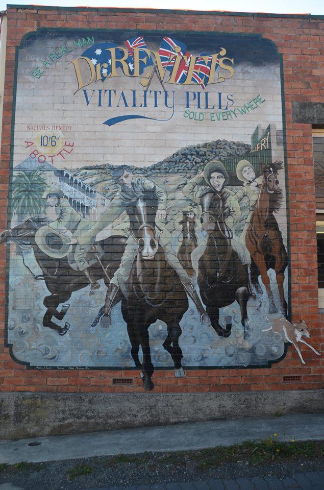 Peinture sur les murs de Sheffield