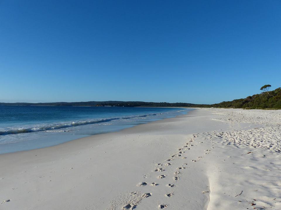 Hyams Beach, Jervis Bay