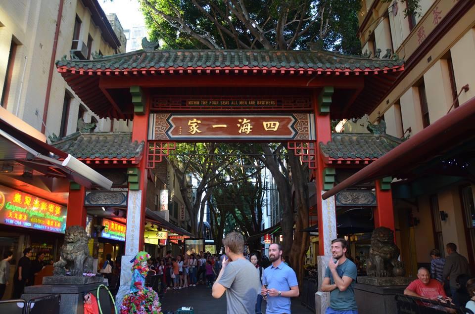 China Town, Sydney