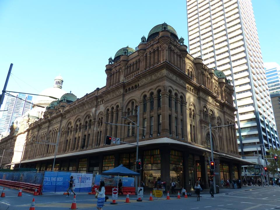 Queen Victoria Building, Sydney