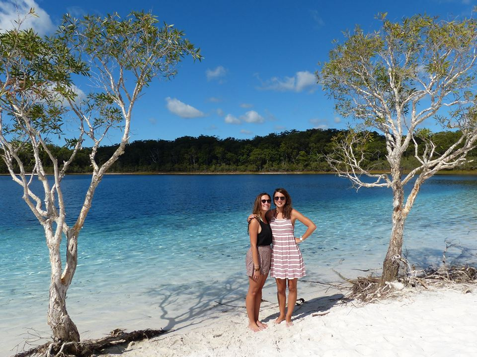 Mckenzie Lake, Fraser Island