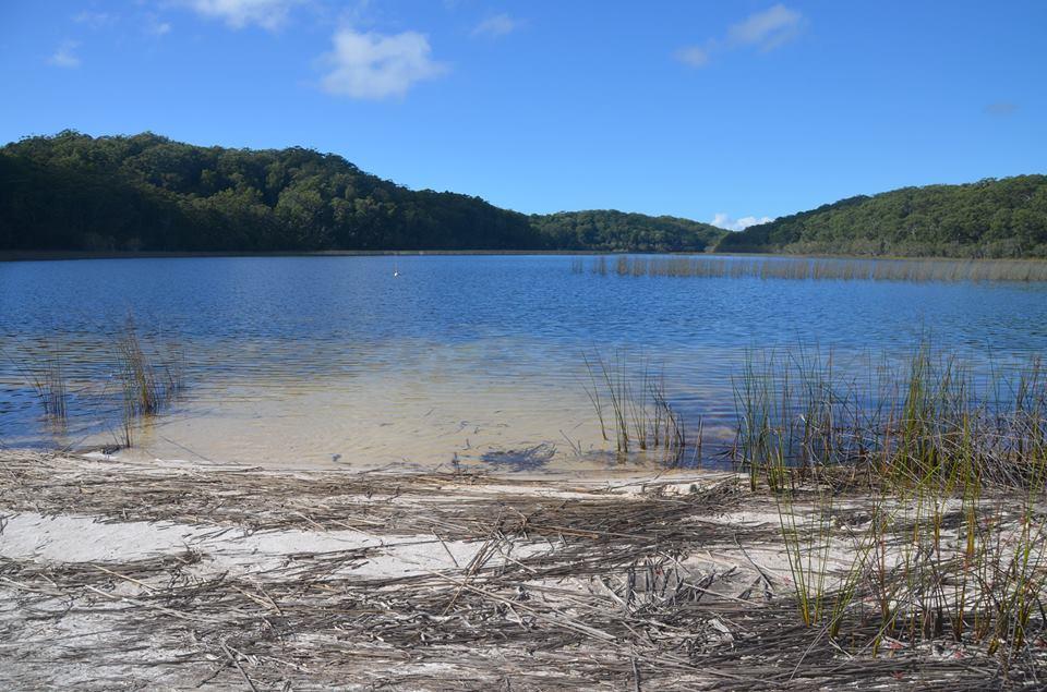 Boomanjin Lake, Fraser Island